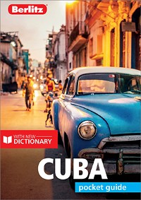 Cover Berlitz Pocket Guide Cuba