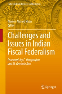 Cover Challenges and Issues in Indian Fiscal Federalism