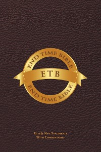 Cover End Time Bible