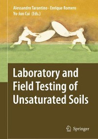 Cover Laboratory and Field Testing of Unsaturated Soils