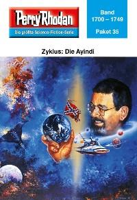 Cover Perry Rhodan-Paket 35: Die Ayindi