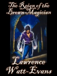 Cover Reign of the Brown Magician