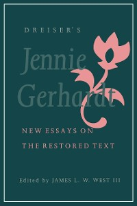 "Cover Dreiser's ""Jennie Gerhardt"""