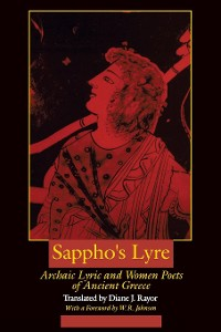 Cover Sappho's Lyre