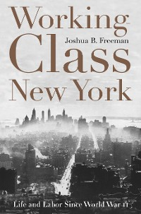 Cover Working-Class New York