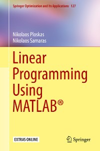 Cover Linear Programming Using MATLAB®