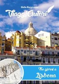Cover ViaggiAutori - Tre giorni a Lisbona