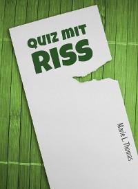 Cover Quiz mit Riss