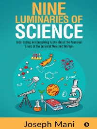 Cover Nine Luminaries Of Science