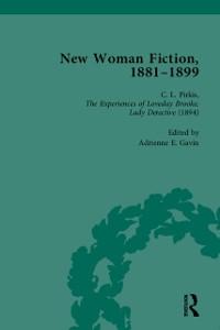 Cover New Woman Fiction, 1881-1899, Part II vol 4