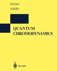 Cover Quantum Chromodynamics