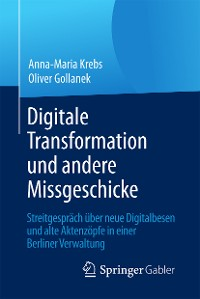 Cover Digitale Transformation und andere Missgeschicke