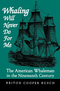 Cover Whaling Will Never Do For Me