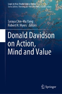 Cover Donald Davidson on Action, Mind and Value