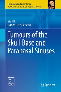 Cover Tumours of the Skull Base and Paranasal Sinuses
