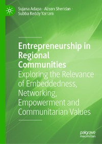 Cover Entrepreneurship in Regional Communities
