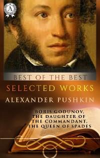 Cover Selected works of Aleksander Pushkin