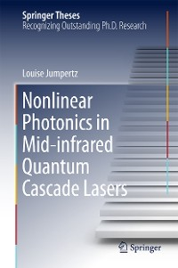 Cover Nonlinear Photonics in Mid-infrared Quantum Cascade Lasers