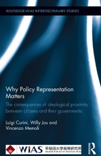 Cover Why Policy Representation Matters