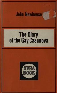 Cover The Diary of the Gay Casanova