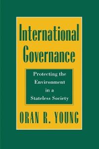 Cover International Governance