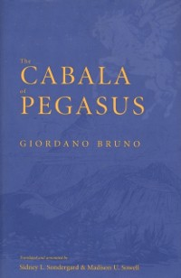 Cover Cabala of Pegasus