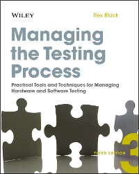 Cover Managing the Testing Process