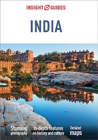 Cover Insight Guides India (Travel Guide eBook)
