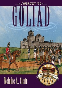 Cover Journey to Goliad