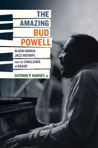 Cover The Amazing Bud Powell