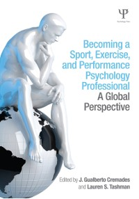 Cover Becoming a Sport, Exercise, and Performance Psychology Professional