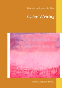 Cover Color Writing