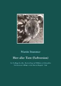 Cover Herr aller Tiere (Farbversion)