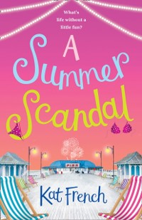 Cover Summer Scandal