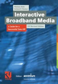 Cover Interactive Broadband Media