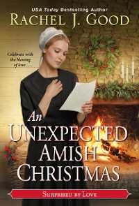 Cover An Unexpected Amish Christmas