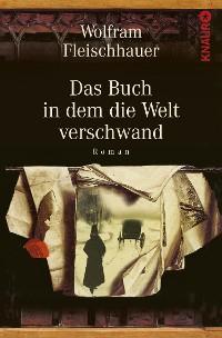 Cover Das Buch in dem die Welt verschwand