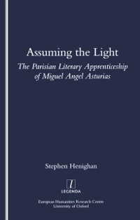 Cover Assuming the Light