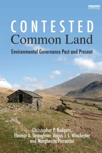Cover Contested Common Land