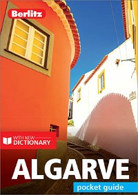 Cover Berlitz Pocket Guide Algarve (Travel Guide eBook)