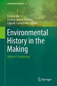Cover Environmental History in the Making