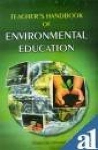 Cover Teacher's Handbook Of Environmental Education