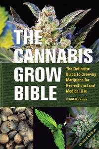Cover The Cannabis Grow Bible