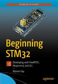 Cover Beginning STM32