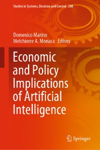 Cover Economic and Policy Implications of Artificial Intelligence