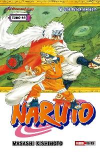 Cover Naruto 11