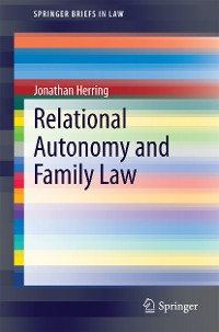 Cover Relational Autonomy and Family Law
