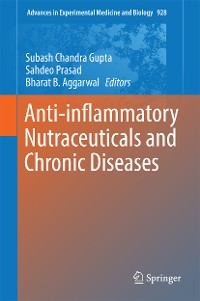 Cover Anti-inflammatory Nutraceuticals and Chronic Diseases