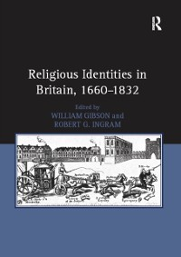 Cover Religious Identities in Britain, 1660-1832
