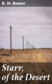 Cover Starr, of the Desert